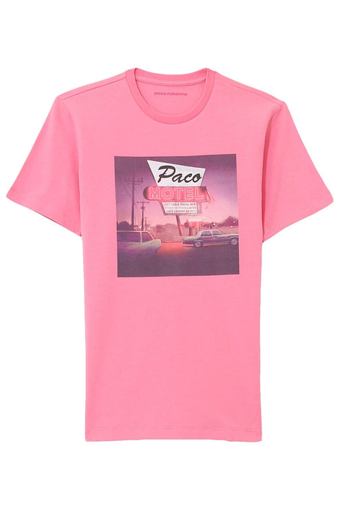 Las Vegas T-Shirt in Pink