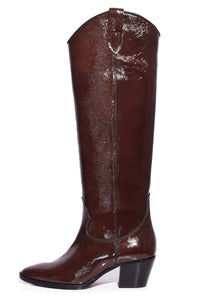 Naplak High Camperos Boot in Brown