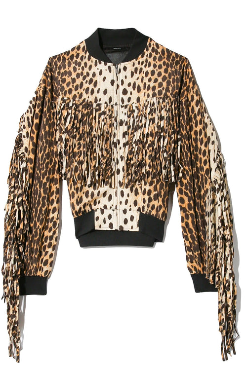 Fringe Bomber in Cheetah