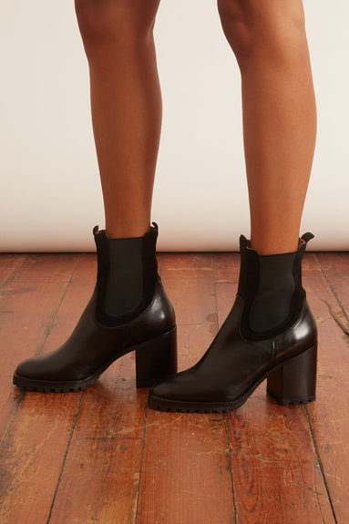 Stunt Boot in Black