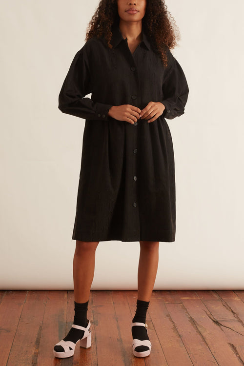 Yuca Dress in Black