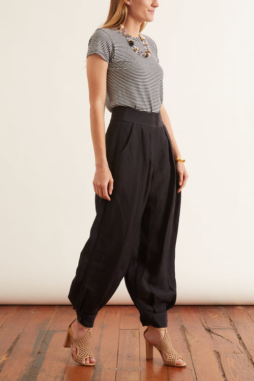 Encino Pant in Black