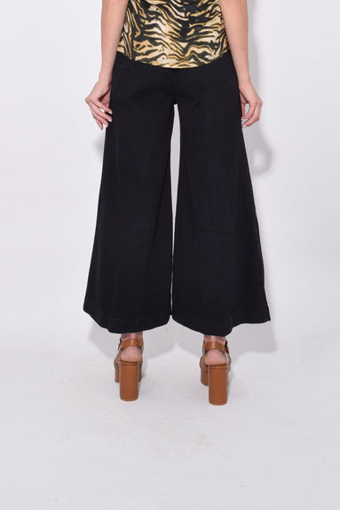Absolute Pant in Washed Black Denim