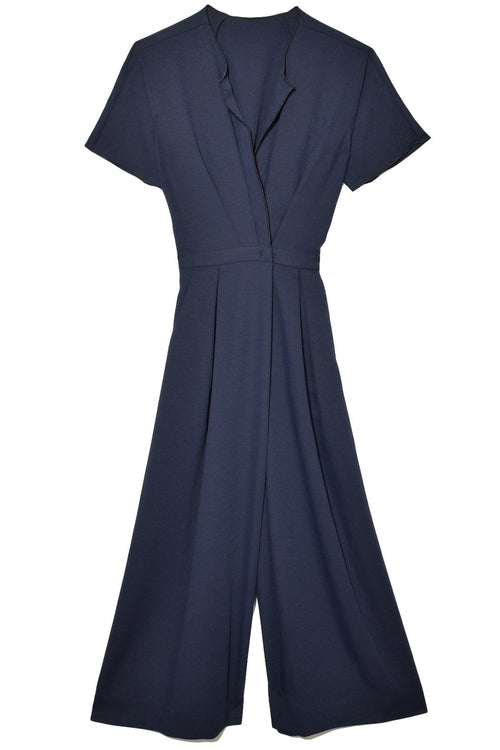 Ardent Jumpsuit in Midnight