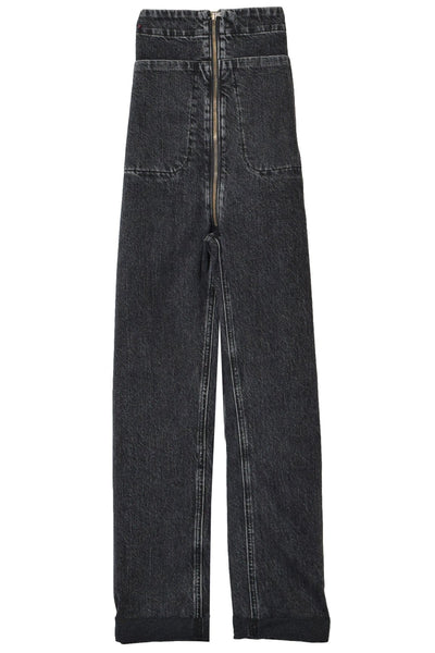Barrie Pant in Washed Black