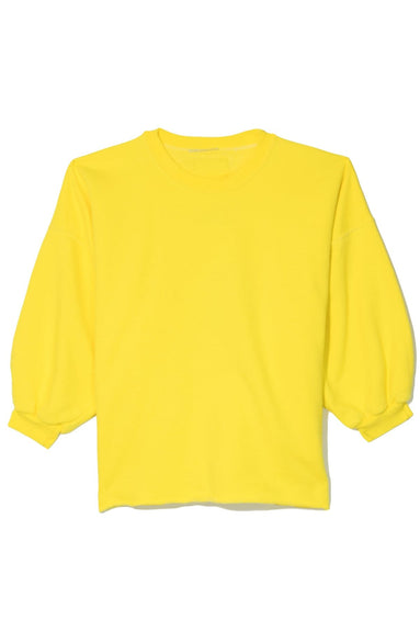 Fond Sweatshirt in Citron