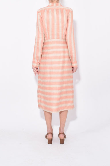Magnify Dress in Blush