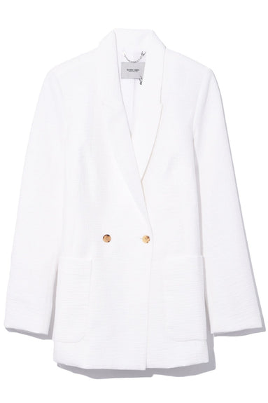 New Amboy Blazer in White