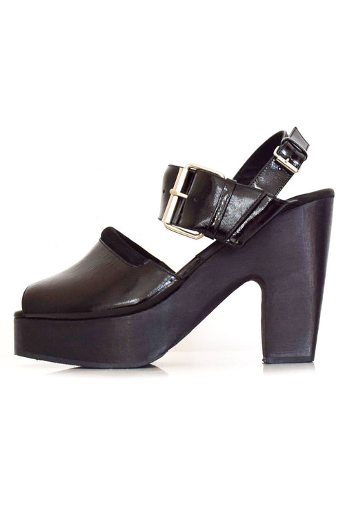Sora Clog in Black