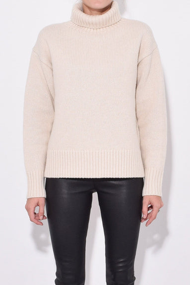 Lunet Turtleneck in Oatmeal