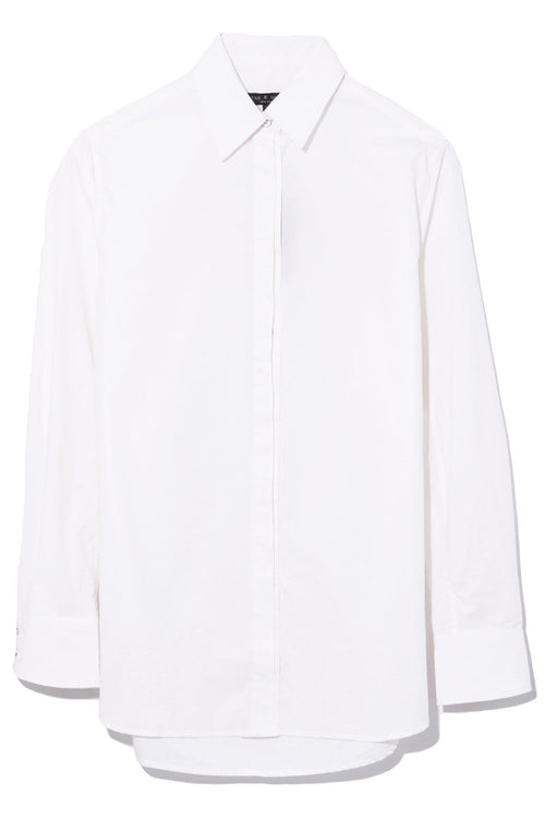 Anderson Shirt in White