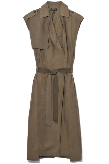 Bailee Dress in Light Olive