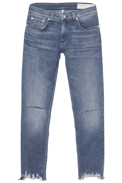 Dre Low Rise Slim Boyfriend Jean in Mendecino