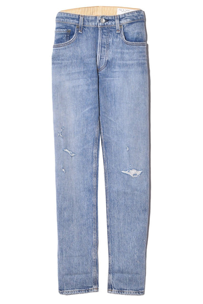 Rosa Mid Rise Boyfriend Jean in North Star