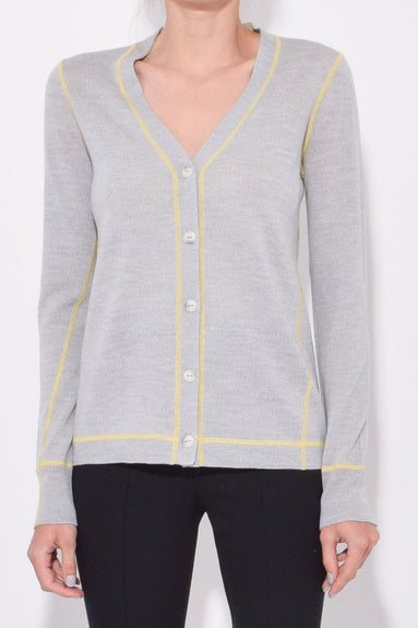 Shannon Cardigan in Grey