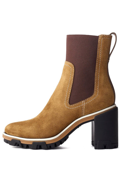 Shiloh High Boot in Golden Brown
