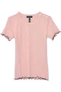 Sonny Tee in Dusty Rose