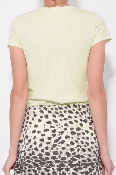 The Tee in Bright Green