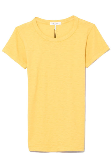 The Tee in Yellow