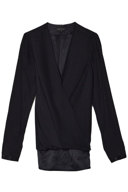 Victor Blouse in Black