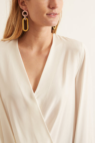 Victor Blouse in White