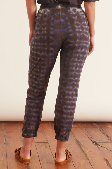 Classic Jersey Pant in Night Orchid