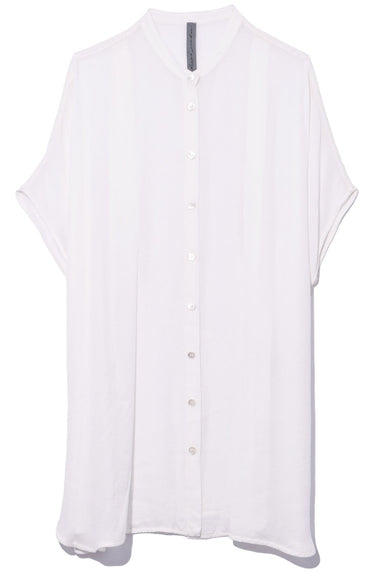 Caftan Tunic in Solid White