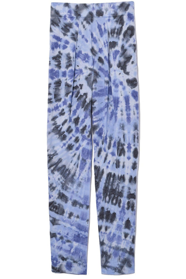 Exclusive Easy Pant in Blue Feather
