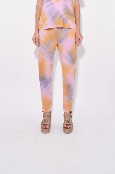 Easy Pant in Solar Tie Dye
