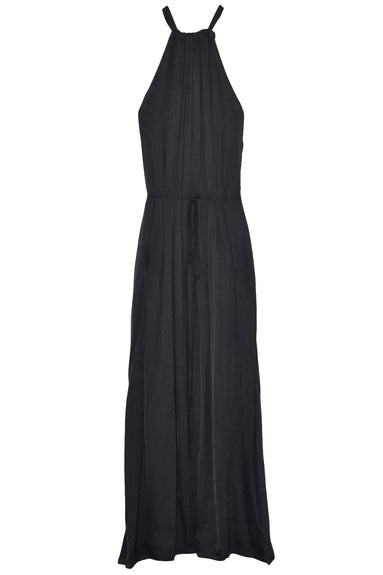 Halter Dress in Black
