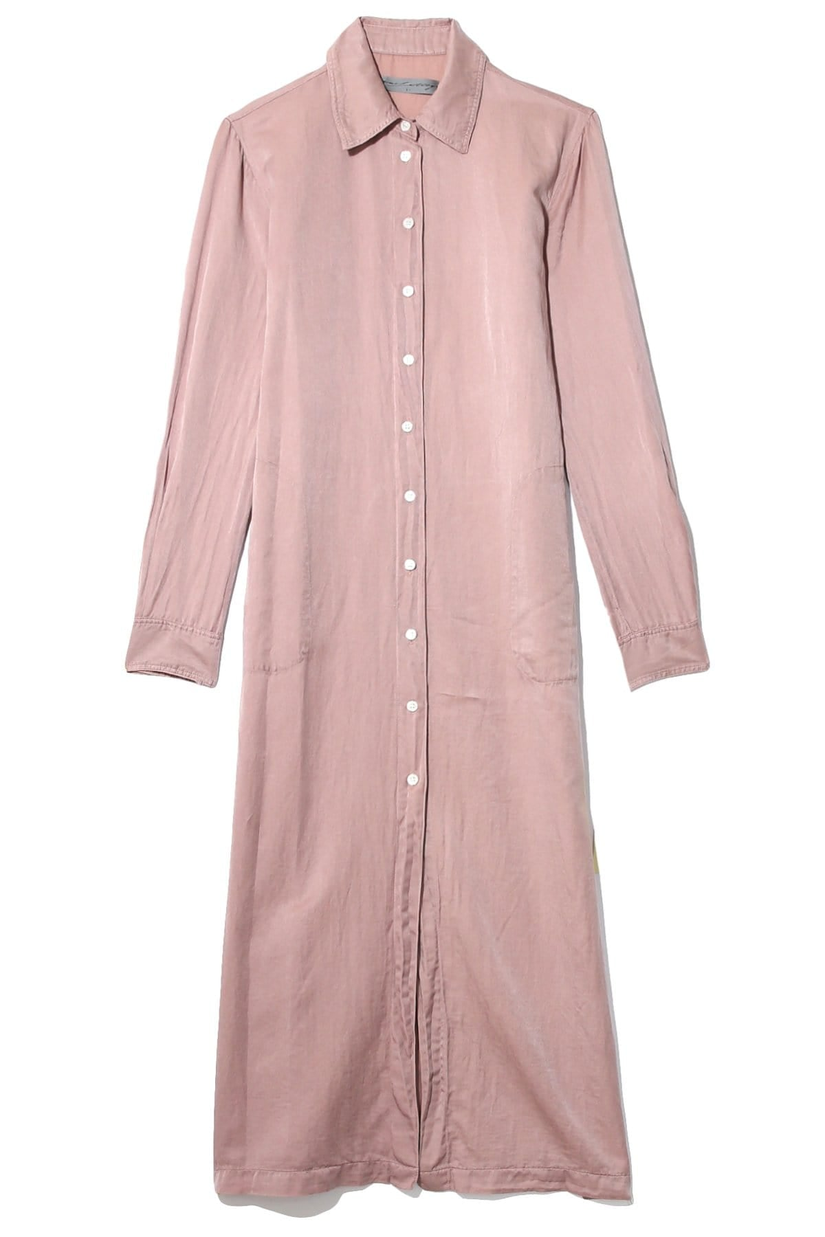 Collared Pocketed Button Front Tunic