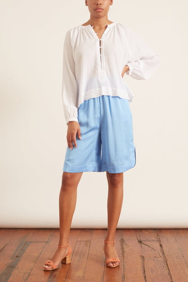 Kali Shorts in Bluebird Blue