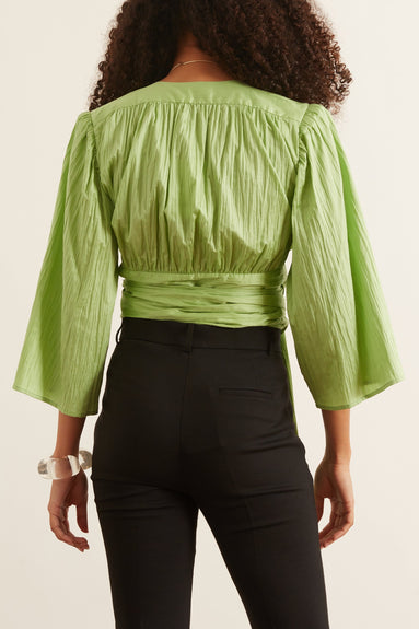 Fonda Blouse in Cactus