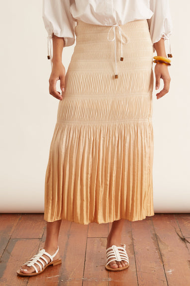 Joan Skirt in Amber