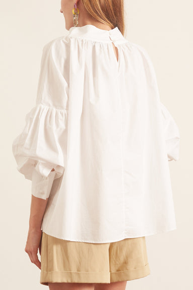 Kellman Cotton Top in White
