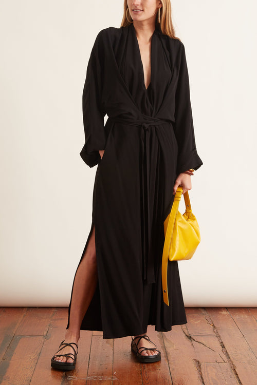 Mabelin Dress in Black