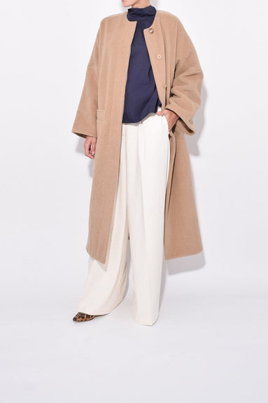 Nusa Coat in Camel