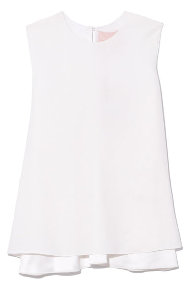 Fuji Top in White