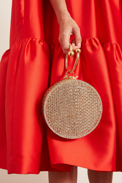 Valeria Bag in Gold