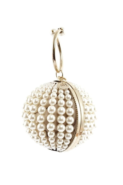 Billie Bag in Pearl