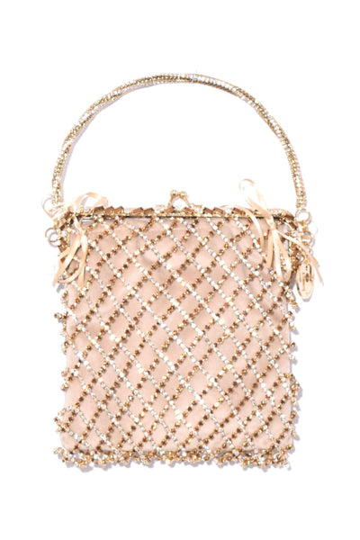 Flaubert Bag in Crystal