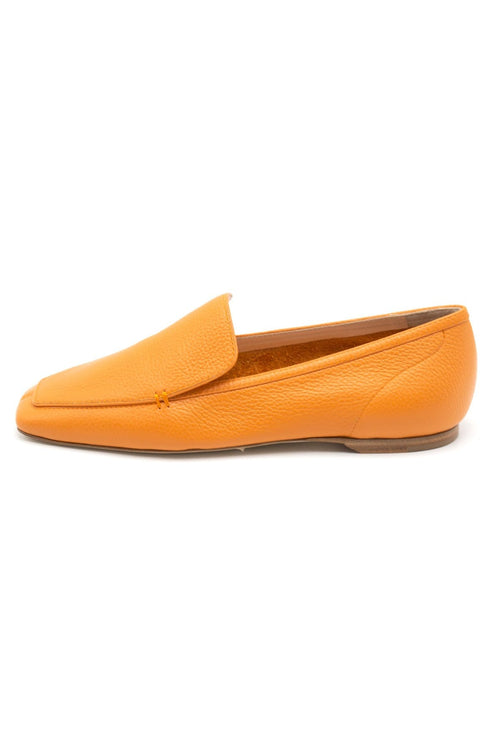 Brimstone Square Toe Loafer in Mou