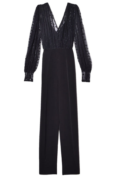 Bernadette Jumpsuit in Black