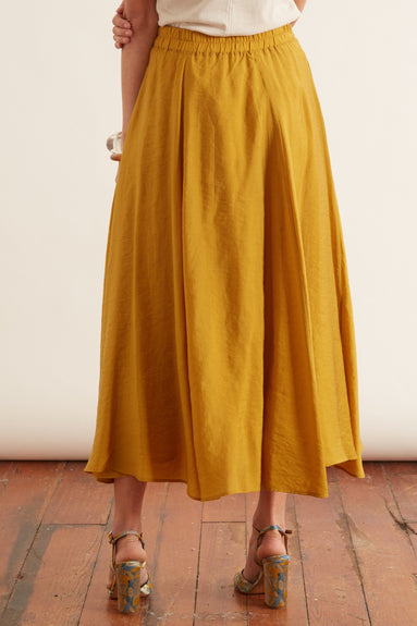 Ena Skirt in Honey