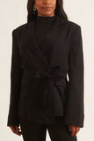 Falina Blazer in Black