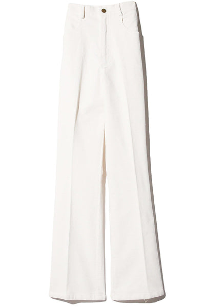 Curtis Pant in Cream