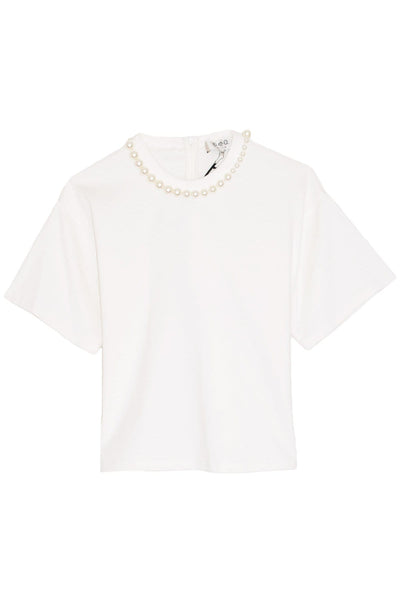 Pearl T-Shirt in White