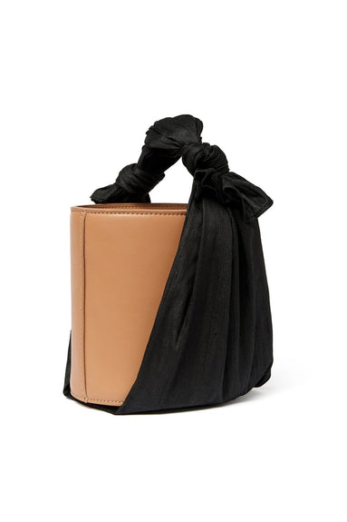 Florent Bucket Bag in Midnight
