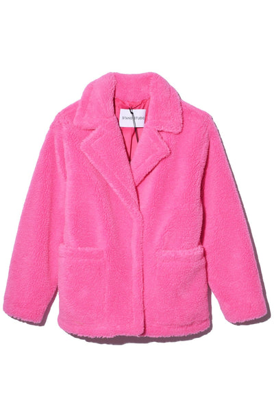 Marina Jacket in Bubblegum