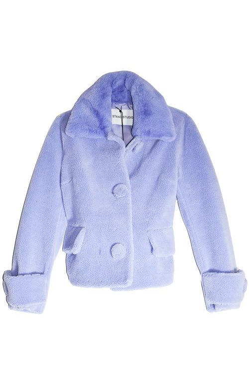 Regina Jacket in Blue Bell
